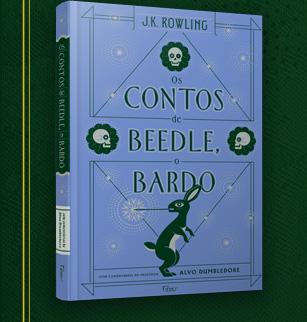 Os contos de Beedle, o Bardo - J.K.Rowling