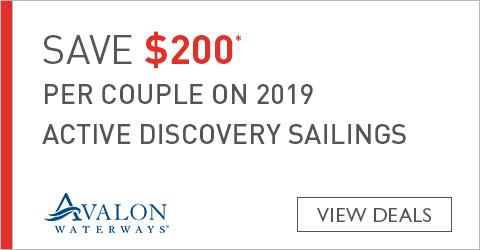 Save on Avalon Waterways