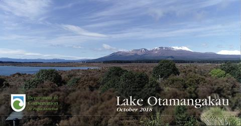 Cover image for video of Lake Otamangakau