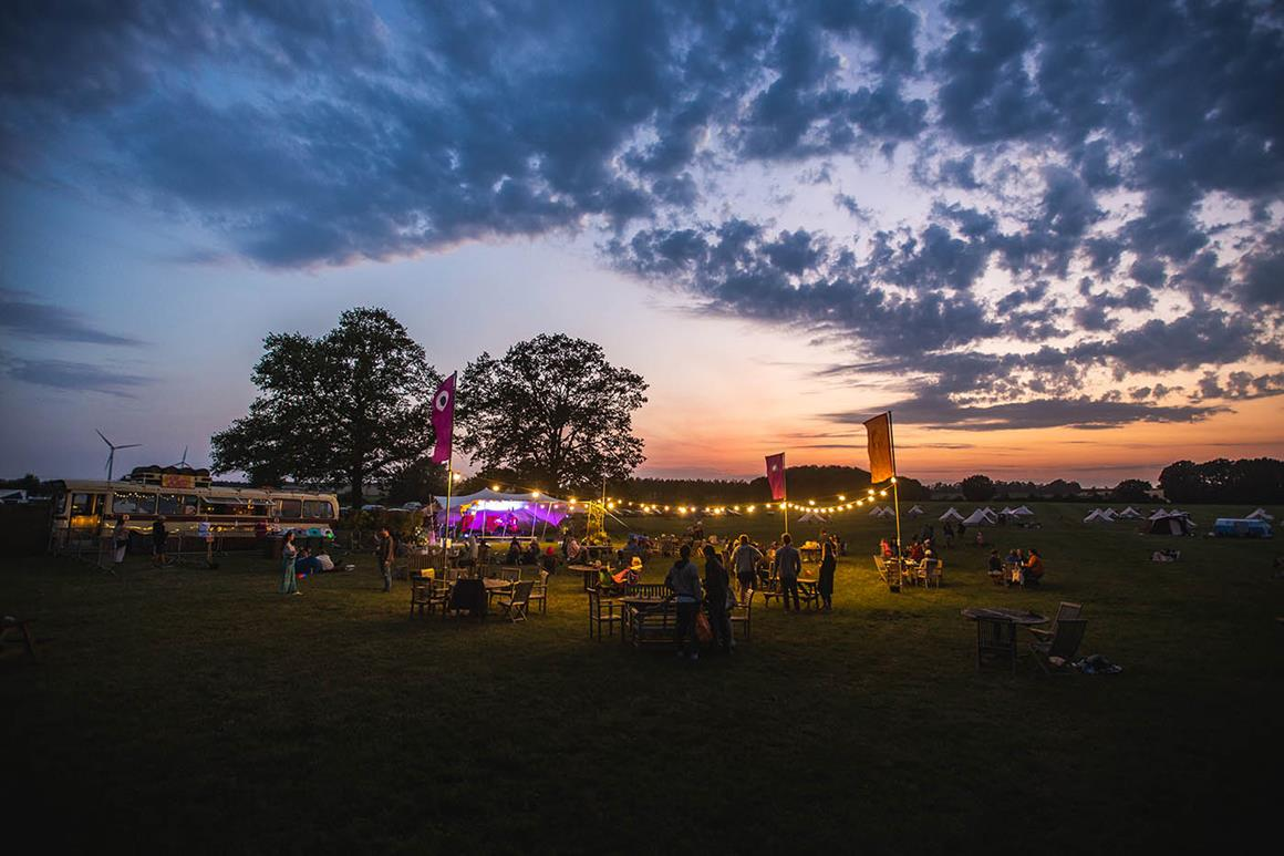 Shambala Festival: Camp Kin: Come camping with us this Summer: Bookings are live! 3