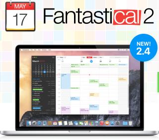 Fantastical 2 for Mac
