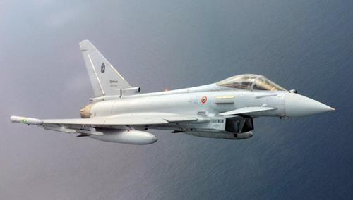 Italian jets to conduct NATO air policing over Romania