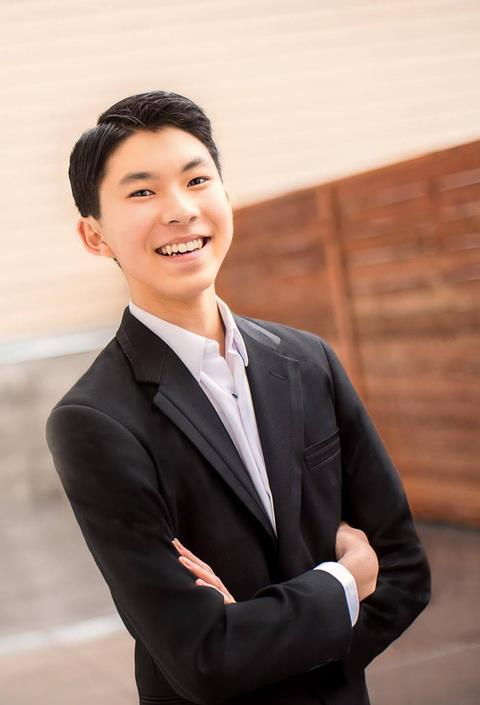 Wei Luo and Elliot Wuu Named 2018 Gilmore Young Artists