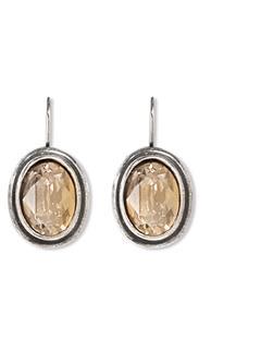 Solace Golden Shadow Drop Earrings (E916)