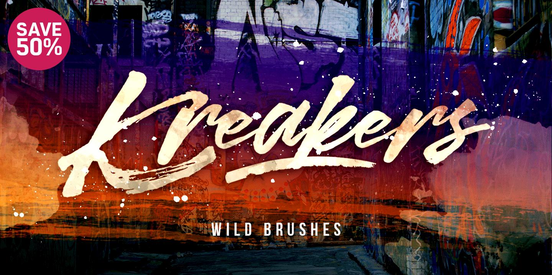 Kreakers Brush