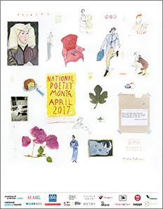 National Poetry Month Poster 2017