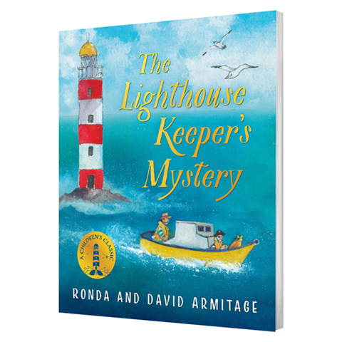 The Lighthouse Keeper: The Lighthouse Keeper's Mystery