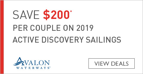 Save on Avalon Waterways